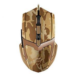 Mouse gamer TRUST GXT 101D GAV 4800DPI desert camo , T22794