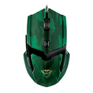 Mouse Gamer TRUST GXT 101C GAV 4800DPI Jungle Camo T22793