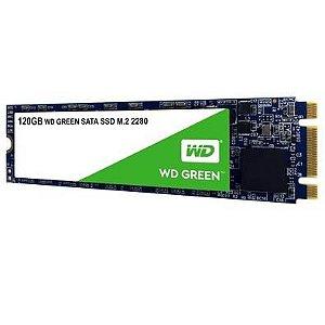 Ssd WD Green 120GB M.2 - WDS120G2G0B