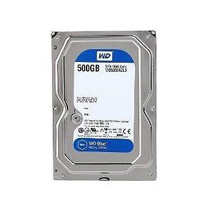 HD 500 GB WD Blue WD5000AZLX 7200RPM 32MB 6GB/s