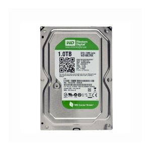 HD Western Digital 1TB Sata III 7200RPM 64MB WD10EZRX