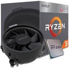 Processador AMD Ryzen 3 2200G