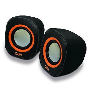 Caixa de Som OEX Round 8W Sk100