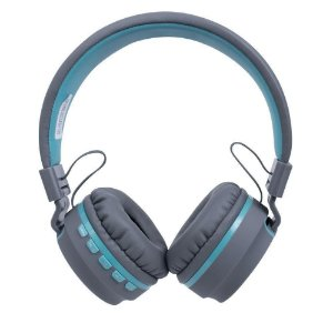 Headset bluetooth hs310 candy azul claro - OEX