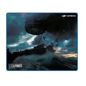 Mouse Pad Gamer Doom Frost MP-G510 Speed C3Tech