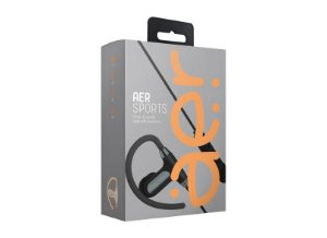 Fone de Ouvido Bluetooth com Microfone AER Aersports - Geonav