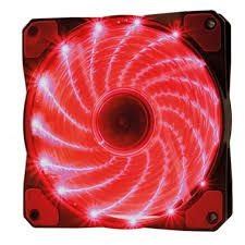 Cooler Fan F20 15 LED 12cm - OEX