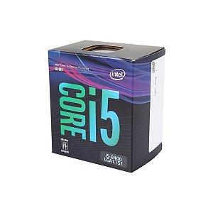 Processador intel core I5-8400 LGA1151