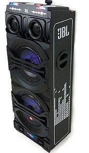 Caixa Amplificada Dj Xpert J2515 400w Bluetooth Usb Aux - JBL