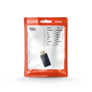 Adaptador ADP-103BK Displayport para HDMI - PlusCable