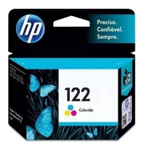 Cartucho Hp 122 Color Original