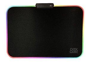 Mousepad gamer GLOW rgb speed - OEX