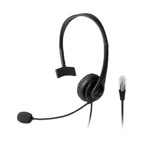 Headset com Conector RJ09 PH251 - Multilaser