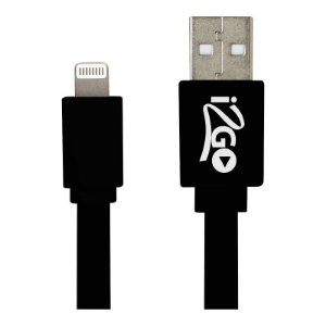 Cabo USB lightning 1,2 M - I2GO