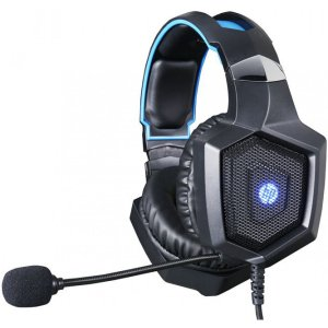 Headset Gamer H320 LED Drivers 50mm - HP