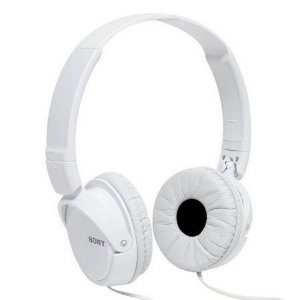 Fone de ouvido ZX Series MDR-ZX110 Branco - Sony