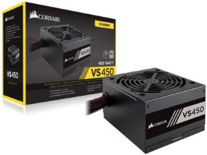 Fonte 450W 80 Plus White VS450 - CP-9020170-BR - Corsair