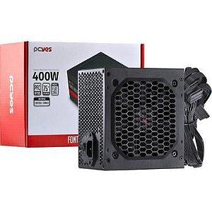 Fonte 400W Spark 75+ 400W - PXSP400WPT - PCYES
