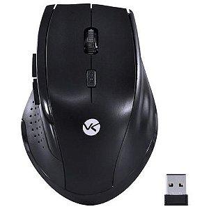 Mouse Wireless 2.4 Gh 1200 Dpi Ergo Dm110 - Vinik