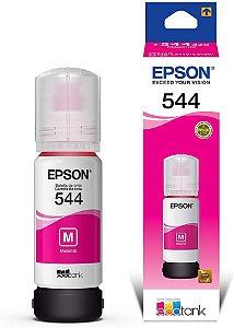 Tinta cor magenta 544 Ecotank L3150 - Epson