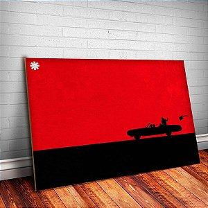 Placa Decorativa Red Hot Chili Peppers 3