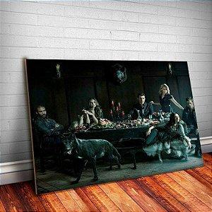 Placa Decorativa The Originals 3