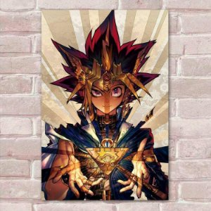 Placa Decorativa Yu Gi Oh 11