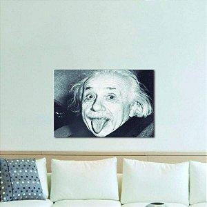 Placa Decorativa Albert Einstein 07