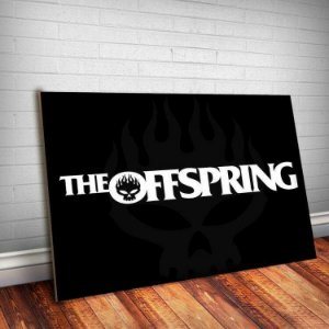 Placa Decorativa The Offspring 2