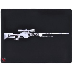 Mouse Pad Fps Sniper Estilo Speed - 500x400mm - Fs50x40 - PCYES