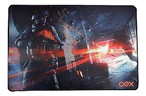 Mousepad Profissional Battle Mp301 Gamer - Oex