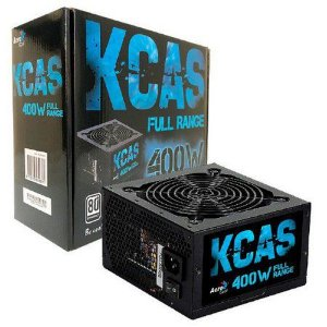 Fonte 400W 80 Plus White KCAS - Aerocool
