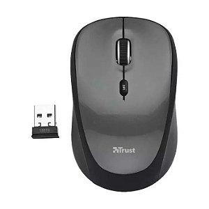Mouse Sem Fio Compacto Yvi com Botão Seletor de DPI - T18519 - Trust
