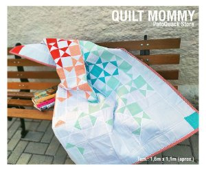 Quilt Mommy (PERSONALIZADO)