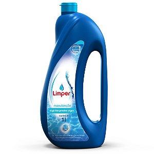Limper Algicida Manutenção 1 L