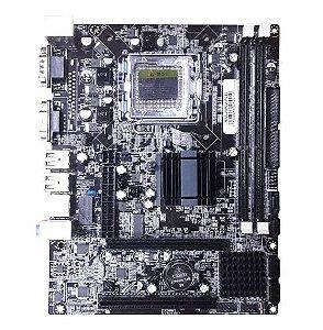 PLACA MAE 775 G41 BPC-G41AG-B3 DDR3 OEM BRAZILPC