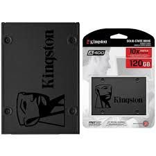 SSD KINGSTON 120GB 2,5 SATA 3 SA400S37120G