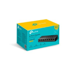 SWITCH 8 PORTAS 101001000 TPLINK LS1008G