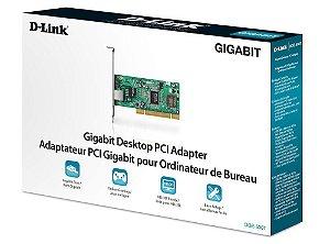 PLACA REDE PCI GIGABIT DGE-528T 10/100/1000 D-LINK