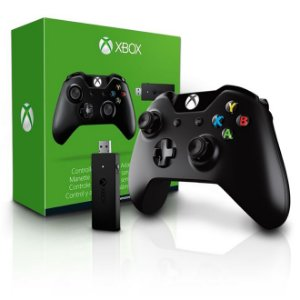 CONTROLE XBOX ONE + RECEPTOR