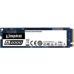 SSD KINGSTON 250GB A2000 M.2 2280 NVME PCIE 3.0 - SA2000M8/2