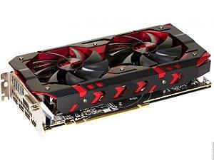 PLACA DE VIDEO POWER COLOR RX 580 RED DEVIL 8GB GDDR5 256 BI