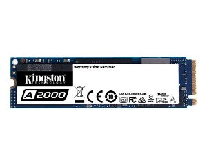 SSD KINGSTON 1TB A2000 M.2 2280 NVME PCIE 3.0 - SA2000M8/100