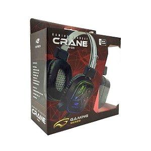 FONE GAMER HEADSET RGB USB COM FIO GRANE PH-G320
