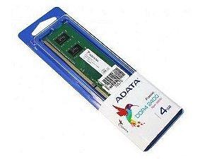 MEMORIA ADATA 4GB DDR4 2400MHZ AD4U2400J4G17S
