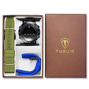 Relógio Masculino Tuguir Digital TG104 - Preto