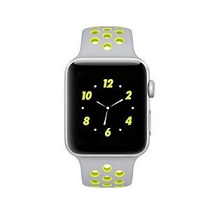 Relógio Masculino Tuguir Digital TG7009 Prata e Cinza-