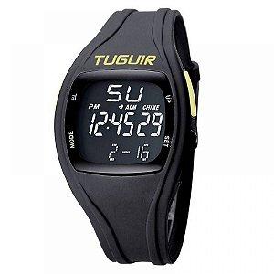 Relógio Unissex Tuguir Digital TG1801 - Preto e Verde