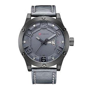 Relógio Masculino Curren Analógico 8251 - Cinza