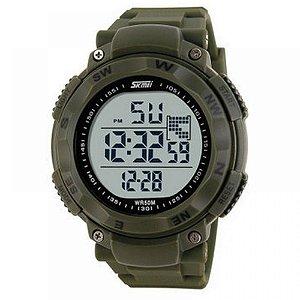 Relógio Masculino Skmei Digital 1024 - Verde